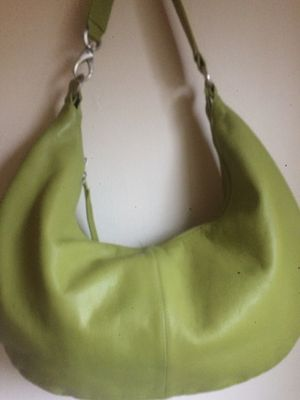 Handcrafted Hobo Finest Genuine Leather Hobo Bag for Sale in Florissant, MO