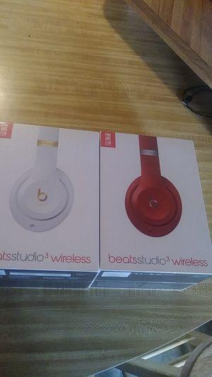 Beats studio3 wireless authentic for Sale in Wilmington, CA