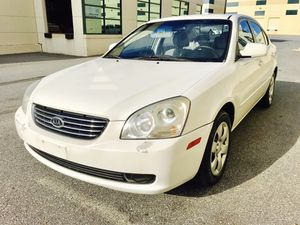 $900 is the down payment •• 2007 KIA OPTIMA:: Full Body SEDAN for Sale in Rockville, MD