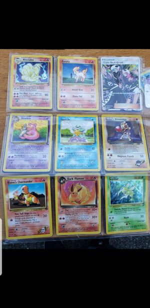 Pokemon card collection for Sale in Providence, RI