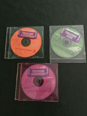 Vintage Treasure Mountain Software for Sale in Cerritos, CA