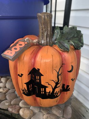 homemade pumpkin for Sale in Bell Buckle, TN