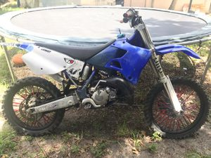 YZ125 Fast Dirt Bike for Sale in North Lauderdale, FL