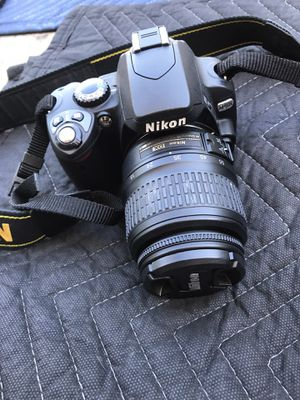 Nikon D40x DSLR with accessories for Sale in Bostonia, CA
