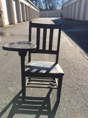 Antique school chair for Sale in Charlestown, MA