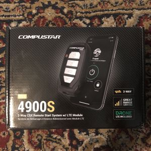 CompuStar 4900S Remote Start System with LTE Module for Sale in Woodbridge, VA