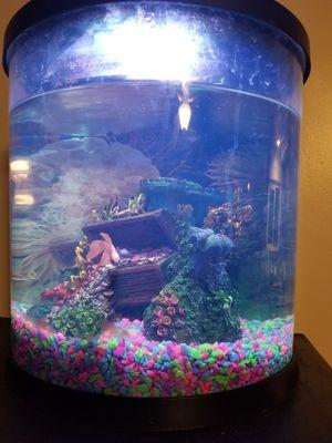 Fish tank 3 gallon for Sale in Buena Park, CA