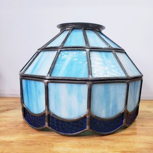 Vintage Leaded Slag Glass Light Shade for Sale in Leopold, IN