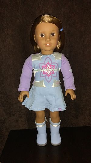 American Girl Doll Just Like You In Original Outfit for Sale in Costa Mesa, CA