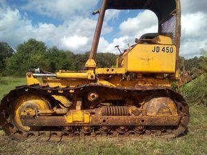 John Deere 450B bulldozer for Sale in Terry, MS