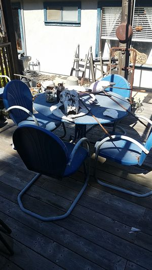 Antique patio furniture for Sale in Mission Viejo, CA