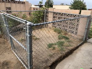 Large dog kennel $150 obo for Sale in Rialto, CA
