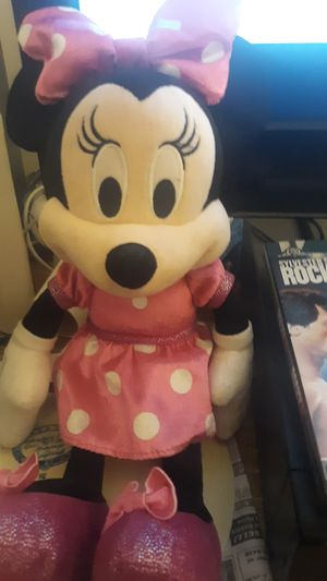 Disney singing mini mouse for Sale in Milford, MA