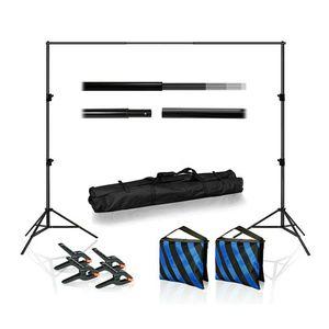 Limostudio Greenscreen 10 Feet Wide Backdrop Support Stand Cross Bar Kit for Sale in Clovis, CA