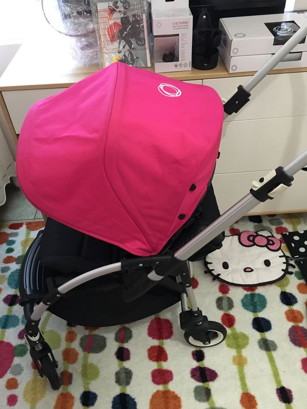 Bugaboo bee 🐝 stroller with many extras everything Is NEW TO LIKE NEW