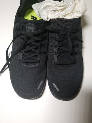 Mens Free RN 2018 Running Sneakers SZ 10- Black Anthracite -942836 002 for Sale in Houston, TX