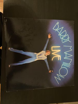 Barry Manilow live for Sale in Mount Prospect, IL