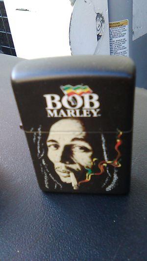 Bob Marley Zippo w/cheery Zippo&fluid for Sale in Lawndale, CA