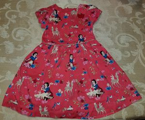 Snow white dress and jammies for Sale in Montclair, CA
