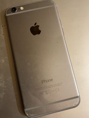 iPhone 6 model A1586 for Sale in Crown Point, IN