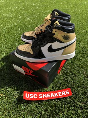 Jordan 1 'Gold Toe' for Sale in Los Angeles, CA