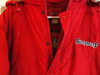 Reebok NFL Buccaneers L Men's Coat for Sale in Powder Springs,  GA