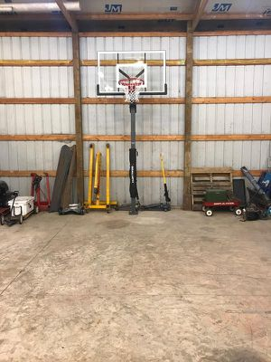 Goliath in ground basketball hoop for Sale in Los Angeles, CA