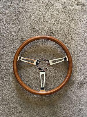 NRG steering wheel for Sale in Edgewood, WA