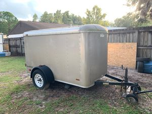 5x8.6 and 4x6.6 cargo trailers for Sale in Tampa, FL