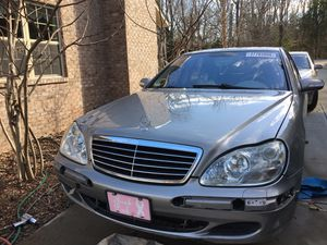 03-06 Mercedes W220 S430 S500 For parts for Sale in Mint Hill, NC