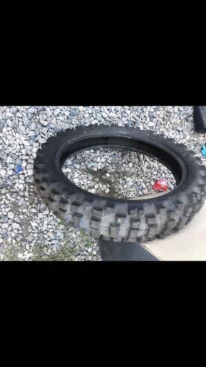 Dirt bike wheel for Sale in Los Angeles, CA