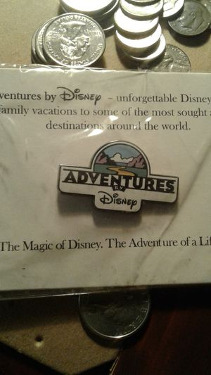 Adventures By Disney Pin for Sale in Orlando, FL
