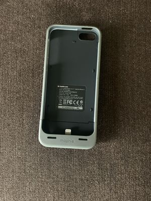 iPhone 5 extra battery pack case for Sale in San Diego, CA