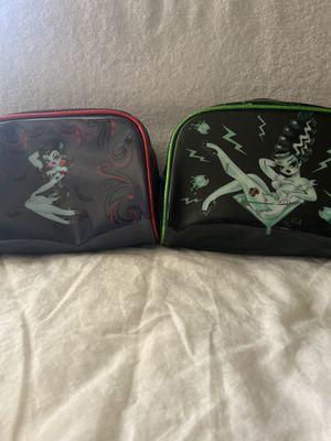 Kreepsville cosmetic bag set for Sale in Fresno, CA