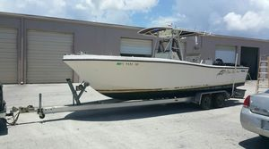 1987 26 ft Mako twin 200 Johnson Two Strokes for Sale in West Palm Beach, FL