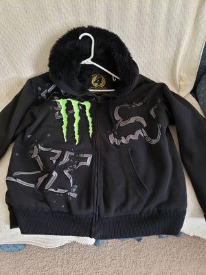 Like new, Men's Monster brand winter coat. Retailed over $150 for Sale in Manassas, VA