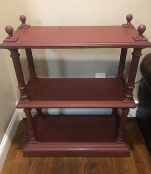Book shelf for Sale in Manassas, VA
