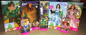 Wizard of Oz Barbies NRFB for Sale in Hereford, MD
