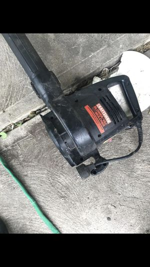 Electric leaf blower for Sale in Cleveland, OH