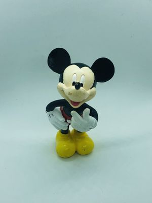 Disney Mickey Mouse Miniature Mini PVC Figurine Toy Plastic Figure 4x2 for Sale in Cockeysville, MD