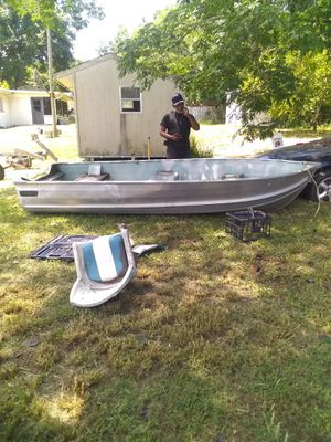 14ft John boat for Sale in Clermont, FL