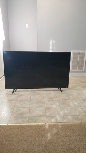 TLC Roku flat screen tv(in wrapping still) 55 inch for Sale in Chesterfield, VA