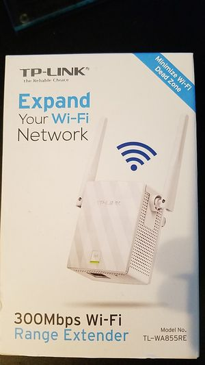 Tp link wifi network extender for Sale in Florence, KY