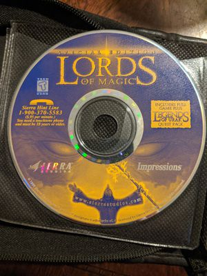 PC Games (10 Disc) for Sale in Fresno, CA