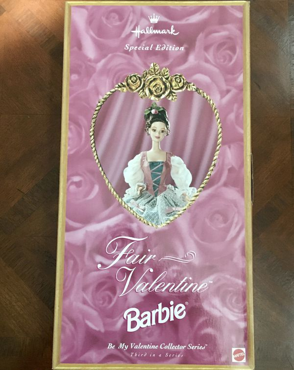 Collector Series Barbies