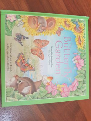 The Butterfly Garden Children Book Hardcover for Sale in Weston, FL