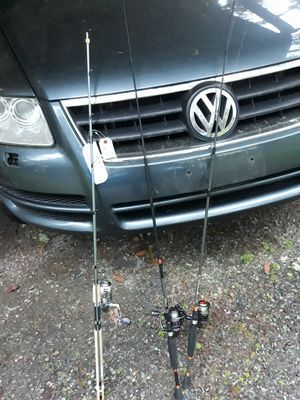 Fishing Poles for Sale in BETHEL, WA