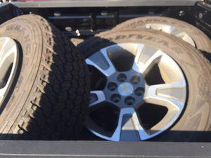 Z71 Wheels Tires for Sale in Rosemead, CA