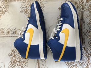 Nike Air Force shoes kicks size 15 currys size 13 for Sale in San Leandro, CA