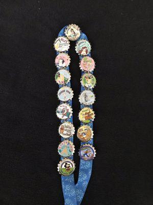 Disney soda pop collectors pins for Sale in Elburn, IL